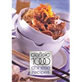 The Classic 1000 Chinese Recipesby Wendy Hobson