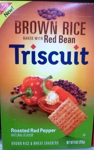 nabisco-triscuit-brown-rice-baked-with-red-bean-roasted-red-pepper-9oz-box-pack-of-3-by-triscuit