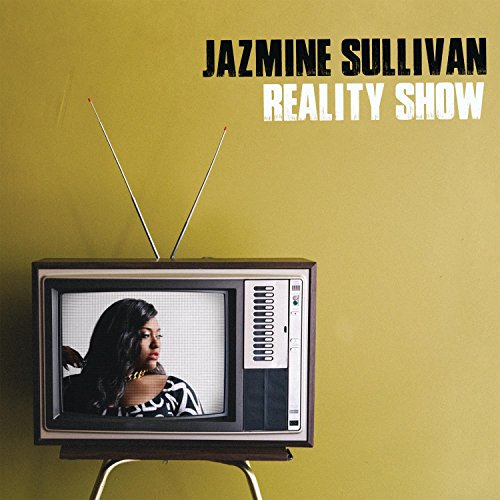 Original album cover of Reality Show by Jazmine Sullivan
