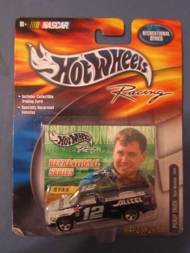 "Hot Wheels Racing ""Recreational Series"" Pickup Truck #12 Ryan Newman"