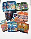 Deluxe Bubble Guppies Party Supplies…