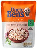 Uncle Ben's Express Long Grain and Wild Rice 250g (Pack of 6)