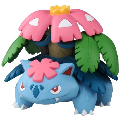 Takaratomy SP-14 Official Pokemon X and Y Mega Venusaur Figure - 1