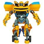 Transformers  Deluxe Bumblebee with Battlecannons