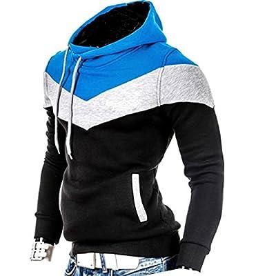 Leno Fashion Mens Pullover Fleece Hoodies
