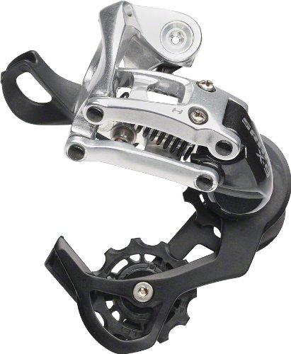 Sram X9 9-Speed Rear Short Cage Derailleur Silver