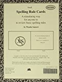 Small Spelling Rule Cards (Spell to Write & Read, Spelling Rule Cards, Small)