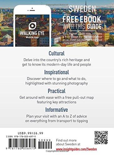 Insight Guides: Pocket Sweden (Insight Pocket Guides)