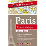 Paris le plan pratique 2011par Blay-Foldex