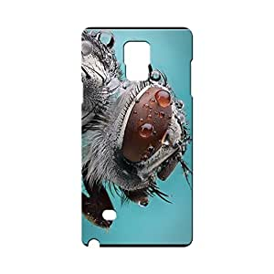 BLUEDIO Designer Printed Back case cover for Samsung Galaxy Note 4 - G6981