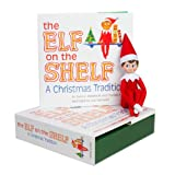 Picture Of The Elf on the Shelf: A Christmas Tradition with Blue Eyed North Pole Pixie-Elf Review
