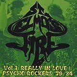Really in Love!: Psycho Rockers 1979-84 1 by St. Elmo's Fire (2013-08-03)