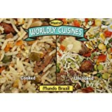 Worldly Cuisines Brazil Cooked Bird Food 4oz