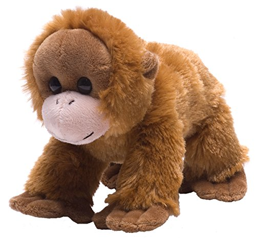 Wild Republic Hug Ems Orangutan Plush Toy