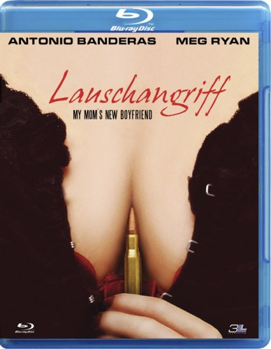 Lauschangriff - My Mom's New Boyfriend [Blu-ray]