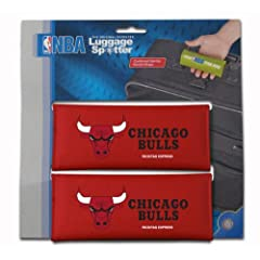 Rico Chicago Bulls Luggage Spotter by Rico