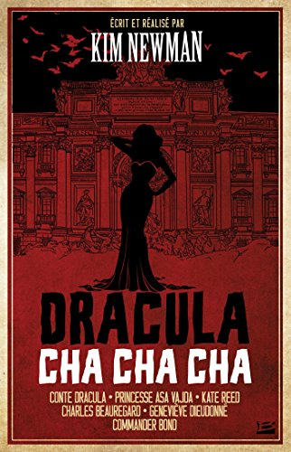 Anno Dracula Tome 2 : Dracula Cha Cha Cha 51OW4NrG3YL