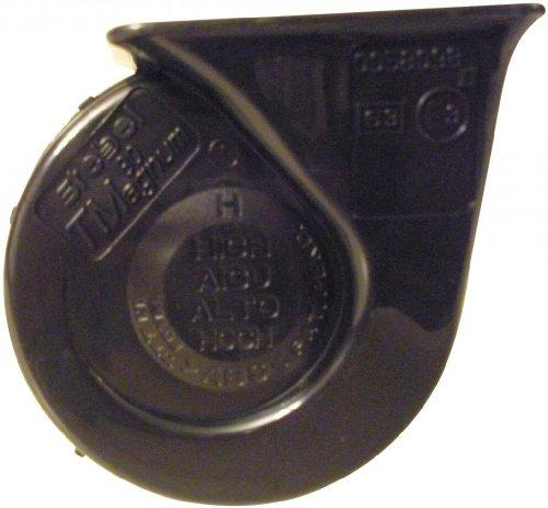 Stebel 11451127 - Magnum Electric High Tone Horn Black
