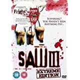 Saw 3 (Extreme Edition) [2006] [DVD]by Tobin Bell