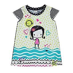 Baby Girl - Swim dress with UV protection - Souris Mini - S15B0606B (24M)