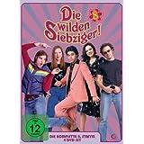 """Die wilden Siebziger! - Die komplette 8. Staffel (4 DVDs - Digipack)von """"Topher Grace"""""""