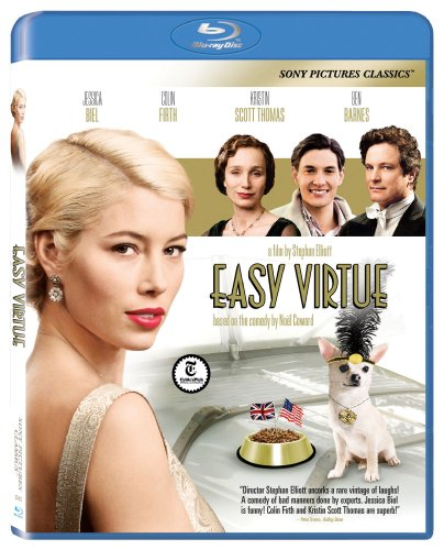 Cover art for  Easy Virtue [Blu-ray]