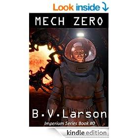 Mech Zero: The Dominant (Imperium Series Book 0)