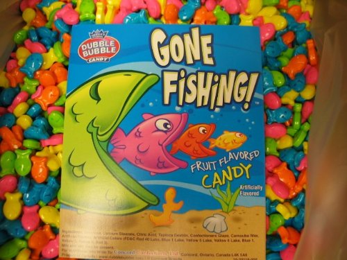 Gone Fishing Candy, 5LBS (Gone Fishing Candy compare prices)