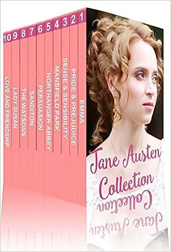 Jane Austen Collection: Pride and Prejudice, Sense and Sensibility, Emma, Persuasion and More (Xist Classics)