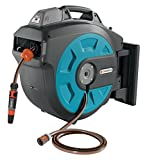 Gardena 8025-20 Comfort Wand-Schlauchbox 35 roll-up automatic Li