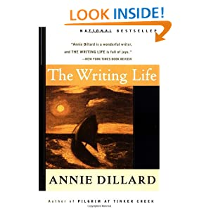 the writing life annie dillard