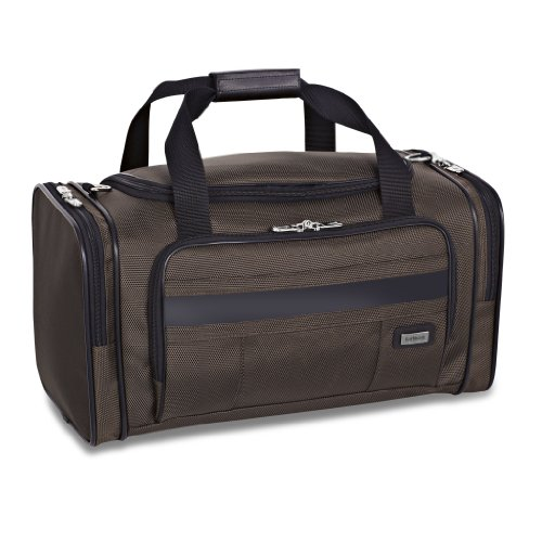 Hartmann Stratum Duffel with End Pocket,Brown,One Size B003F76M84