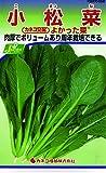 カネコ種苗 野菜タネハイクオリティ258 小松菜 よかった菜 10袋セット