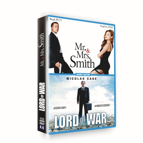 Lord of War + Mr & Mrs Smith [Blu-Ray]