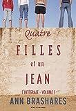 """Afficher """"Quatre filles et un jean n° L'intégrale volume 1 Quatre fille et un jean"""""""