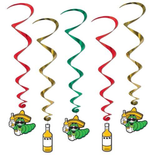 Fiesta Whirls   (5/Pkg)