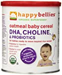 Happy Bellies Organic Baby Cereal wit...
