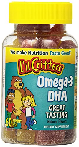 Lil-Critters-Omega-3-DHA-60-Count-Pack-of-2