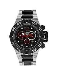 Invicta Men's 6550 Subaqua Noma IV Collection Chronograph Stainless Steel Watch