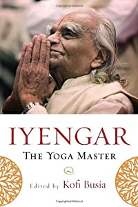 "Cover of ""Iyengar: The Yoga Master"""