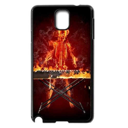Samsung Galaxy Note 3 N9000 Skeleton Phone Back Case Customized Art Print Design Hard Shell Protection Aq040898