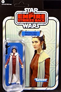 """Princess Leia Bespin Gown """"TESB"""" VC111 - Star Wars The Vintage Collection von Hasbro"""