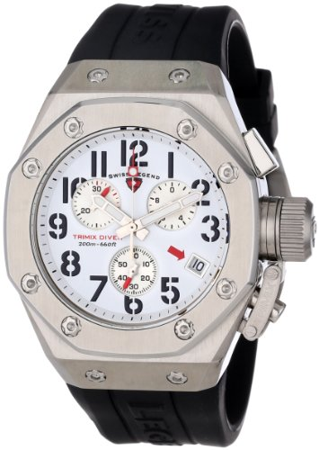 Watches Swiss Legend Tri Mix : Swiss legend men s trimix diver collection