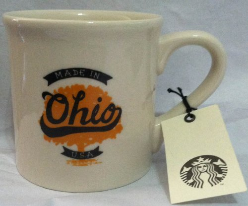 Starbucks Collector Mug Ohio Made In Usa Mug