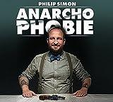 Philip Simon 'Anarchophobie - Die Angst vor Spinnern: WortArt'