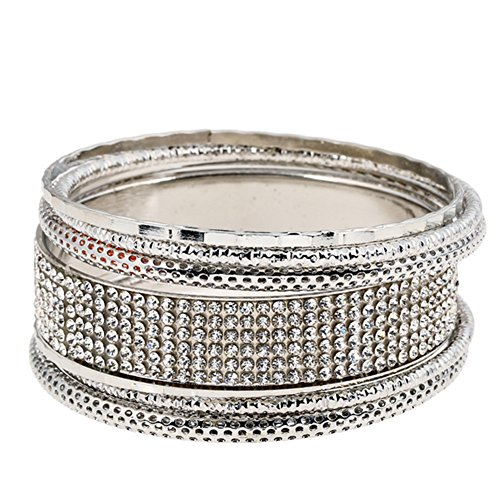 Melodyep Simple And Elegant Six-row Diamond Bracelet Fashion Fresh Closed (Dragon De Fisher Price compare prices)