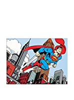 ArtopWeb Panel Decorativo DC Comics Metropolis Multicolor