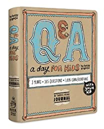 Q & A a Day for Kids: A Three-Year Journal
