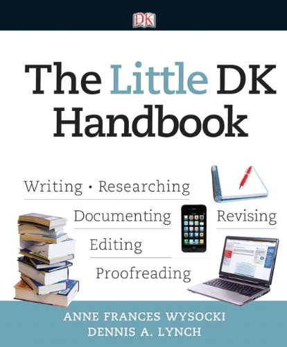 The Little DK Handbook (Wysocki DK Franchise)