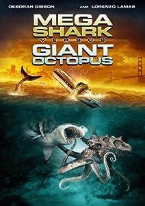 """Cover of """"Mega Shark vs Giant Octopus"""""""